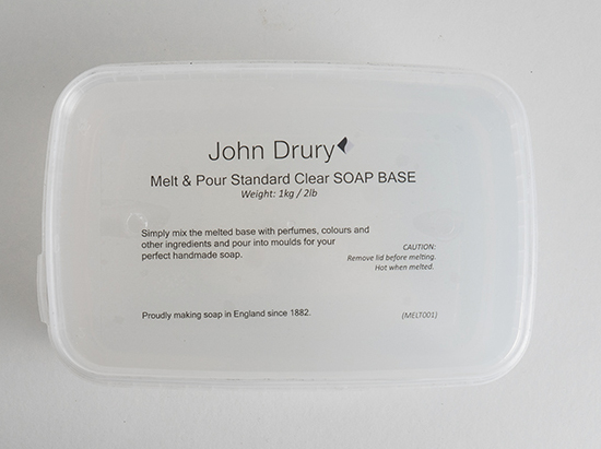 John DruryMelt and Pour - STANDARD CLEAR